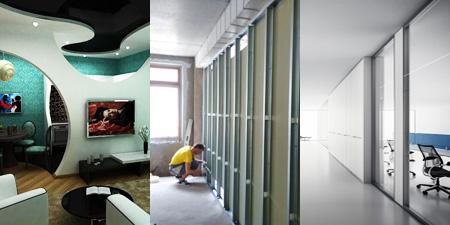 alçıpan bölme duvar, bölme duvar sistemleri, bölme duvar modelleri, bölme duvar fiyatları